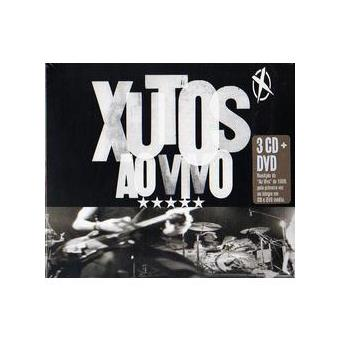 Xutos & Pontapés (Deluxe Edition 3CD+DVD)