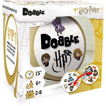 Dobble Harry Potter - Asmodee