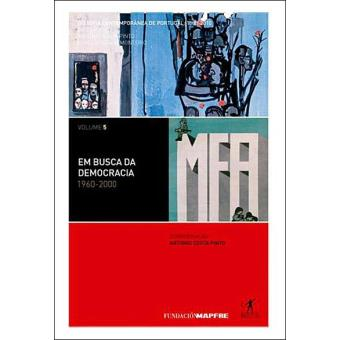 História Contemporânea de Portugal Vol 5