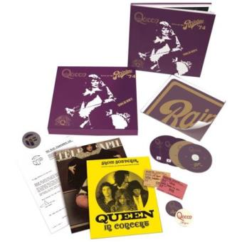 Live at Rainbow '74 (Limited Super Deluxe Edition 2CD+BD+DVD)