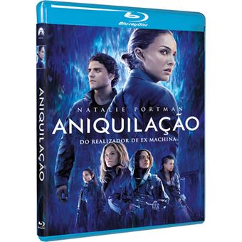 Aniquilação - Blu-ray