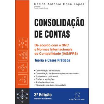 Consolidaçao de Contas