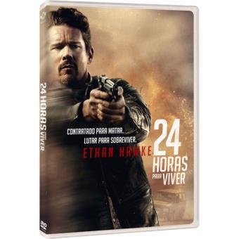 24 Horas Para Viver - DVD