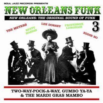 New Orleans Funk Vol.3