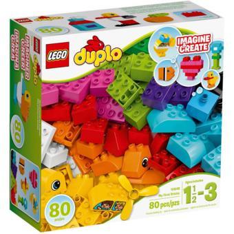LEGO DUPLO Creative Play 10848 As Minhas Primeiras Peças