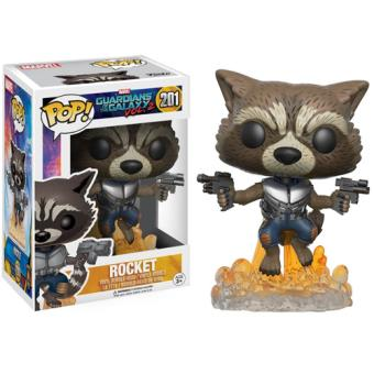 Funko: Guardians of the Galaxy - Rocket - 201