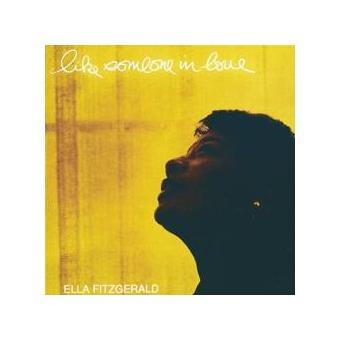 20568e28c Ella Fitzgerald - Ella Fitzgerald - Like Someone In Love - CD Álbum ...