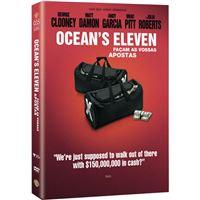 Ocean's Eleven: Façam as Vossas Apostas  - DVD