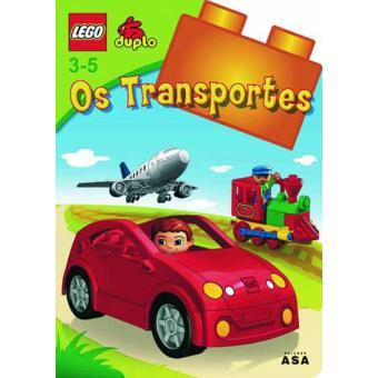 LEGO Duplo - Os Transportes
