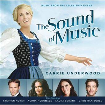 BSO The Sound of Music - CD