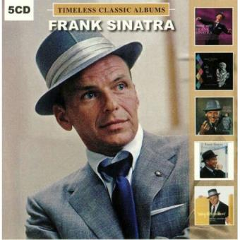 Timeless Classic Albums: Frank Sinatra Vol 2 - 5CD