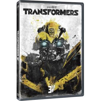 Transformers 3 - Edição 10º Aniversário (DVD)