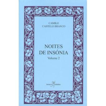 Noites de Insónia - Livro 2