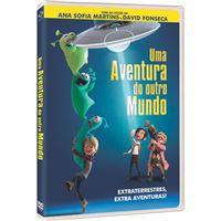Uma Aventura do Outro Mundo - DVD