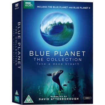 Blue Planet: The Collection - 7DVD Importação