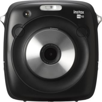 72b2764337d2e Fujifilm Instax SQUARE SQ10 - Preto - Câmara Analógica - Compra na ...