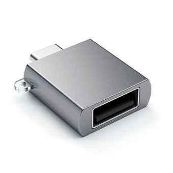 Adaptador Satechi 3.0 USB-C a 3.0 USB-A - Space Grey