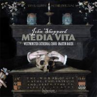 John Sheppard: Media Vita - CD