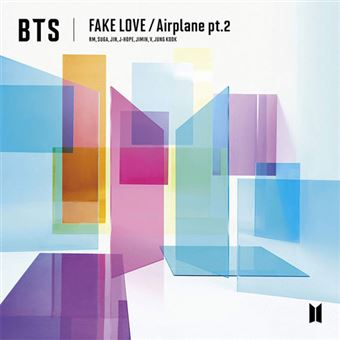 Fake Love - Airplane Pt.2 - CD + Book