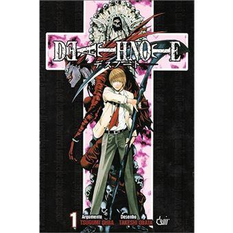 Death Note - Livro 1: Aborrecidos