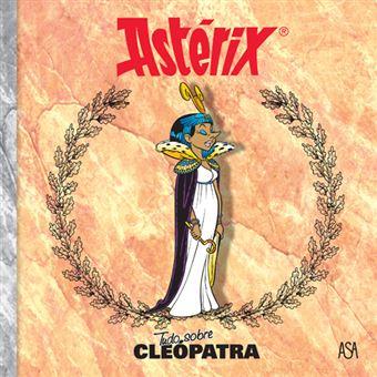 Tudo Sobre Cleópatra
