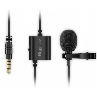 IK Multimedia Microfone iRig Mic Lav