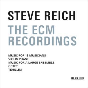 Reich | The ECM Recordings (3CD)