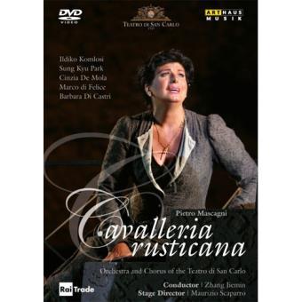 Mascagni: Cavalleria Rusticana - DVD