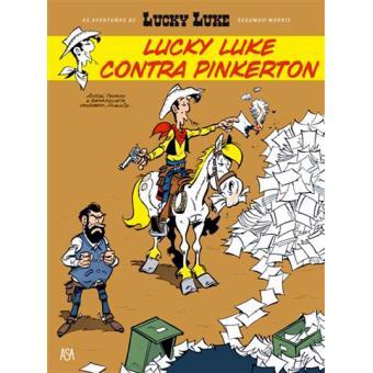 Lucky Luke Contra Pinkerton