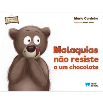 Malaquias não Resiste a um Chocolate