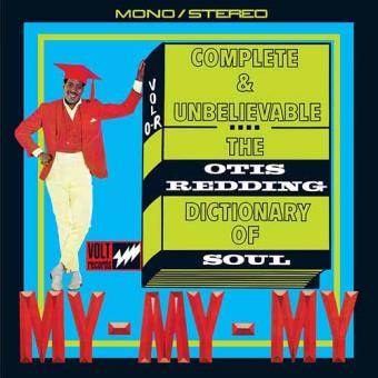 """Complete & Unbelievable...The Otis Redding Dictionary of Soul (50th Anniversary Edition) (2LP+7"""")"""