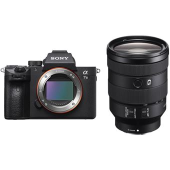 Sony Alpha α7 Mark III + FE 24-105mm f/4 G OSS