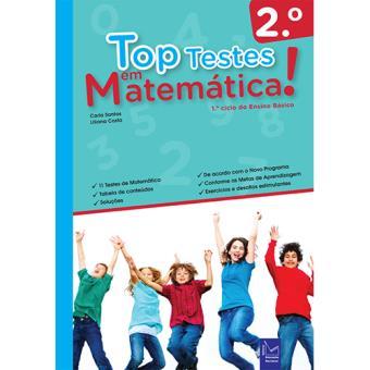 Top Testes em Matemática!  - 1º Ciclo do Ensino Básico