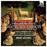 Bach | Paixão Segundo São Mateus (2SACD+DVD)