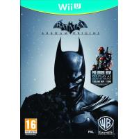 Batman: Arkham Origins Wii U