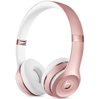 Auscultadores Wireless Beats Solo3 - Rosa Dourado