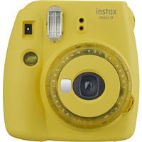Fujifilm instax mini 9 - Amarelo - Clear Edition