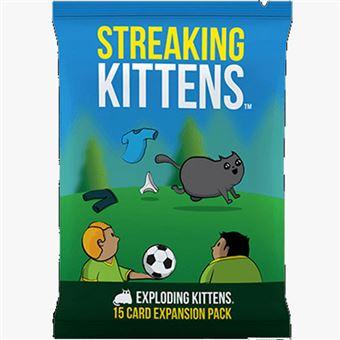 Streaking Kittens: Exploding Kittens Expansão