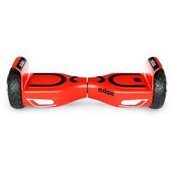 Hoverboard Nilox DOC 2 - Vermelho | Preto