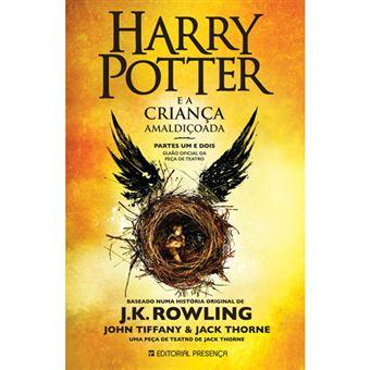Harry Potter e a Criança Amaldiçoada - Parte 1 e 2