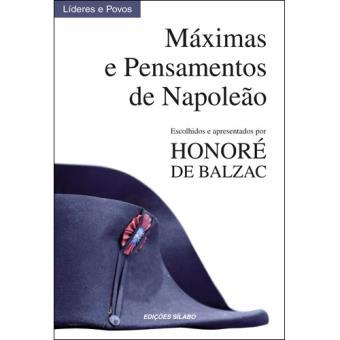 Máximas e Pensamentos de Napoleão