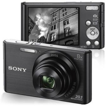 Sony Cyber-shot DSC-W830B (Preto) - Câmara Digital Compacta - Compra ... 0ca9acbc1f