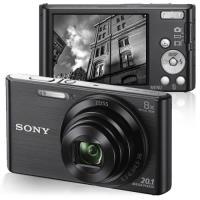 Sony Cyber-shot DSC-W830B (Preto)