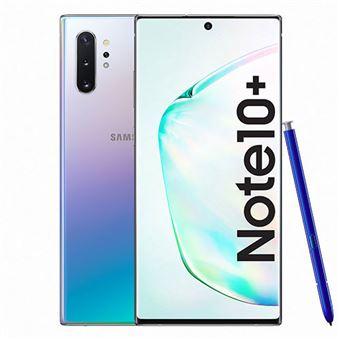 Samsung Galaxy Note10+ - N975FZ - 512GB - Prateado Aura