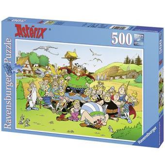 Puzzle Asterix (500 peças)