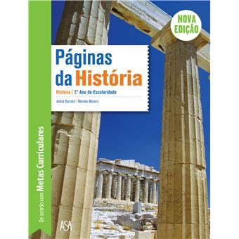 Páginas da História - História 7º Ano - Manual do Aluno