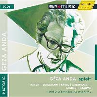 Haydn, Schumann, Ravel, Liebermann, Chopin & Brahms (2CD)
