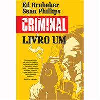 Criminal Livro Um