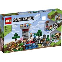LEGO Minecraft 21161 A Caixa De Crafting 3.0