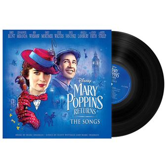 BSO Mary Poppins Returns - LP 12''